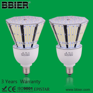 ETL Approved 100-277VAC E40 E27 60W LED Post Top Street Light pictures & photos