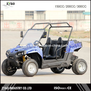 Electric Sports Car Utility ATV Farm Vehicle 1500W 72V 52ah pictures & photos