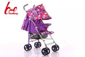 China Baby Stroller Lightweight New Design Luxury Fashion Baby Stroller pictures & photos