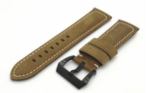 High Quality Deluxe Leather Watch Straps pictures & photos
