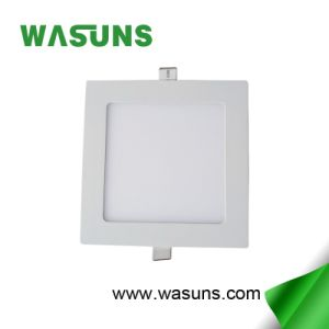 Indoor Lighting 3W Recessed Square SMD LED Panel pictures & photos