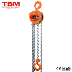 Manual Hoist, Building Hoist 0.5 Ton, Boat Hoist, Chain Hoist 1ton pictures & photos