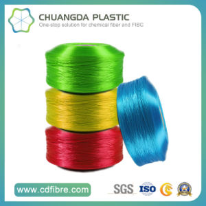 840d Polypropylene Colorful High Tenacity Yarns Used for PP Webbing pictures & photos