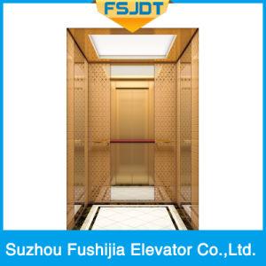 FUJI Quality Vvvf Home Elevator pictures & photos