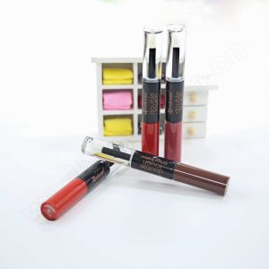Washami Wholesale 2 in 1 Custom Fashion Lip Gloss Packaging pictures & photos