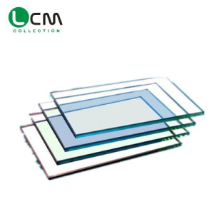 Tempered Low-E Float Glass for Building Glass pictures & photos