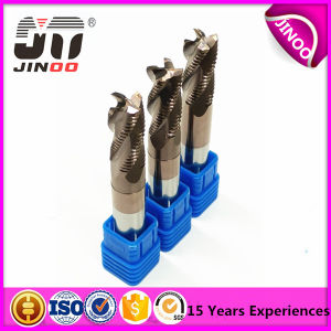 2 Flutes Tialn Coated Carbide End Mill for Stainless Steel pictures & photos