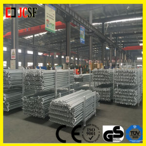 Ringlock Scaffolding System in Hot DIP Galvanized pictures & photos