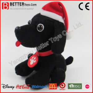 New Year Christmas Day Stuffed Soft Plush Toy Dog pictures & photos