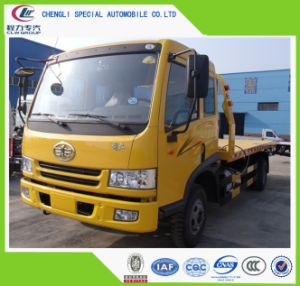 FAW 5ton Tow Truck for Sale Philippines pictures & photos