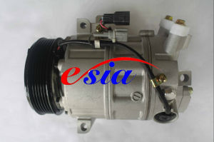 Auto Parts AC Compressor for Nissan Teana 2.0 2008 Dks17D 6pk 119mm pictures & photos