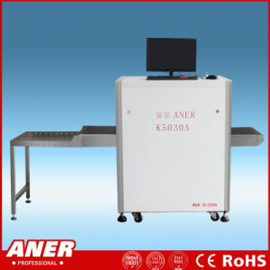 500X300mm Tunnel Size X-ray 170kg Heavy Luggage Inspection System Airport X-ray Scanner Over 10 Years Factory pictures & photos