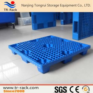 1200*1000 Heavy Duty Rackable Industry Plastic Pallet pictures & photos
