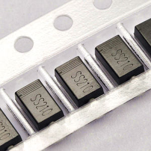 Schottky Ss210 for 2A Diode as OEM Manufacturer pictures & photos