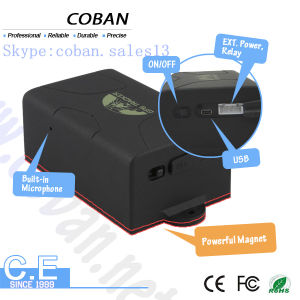 Waterproof GPS Tracker Cargo with Long Standby Battery Tk104 Cargo GPS Tracking System pictures & photos
