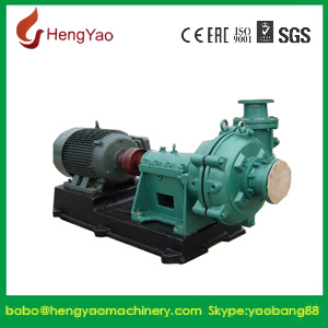 Wear Resistant Mineral Concentrate Horizontal Centrifugal Slurry Pump pictures & photos