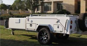 Hot Sales Camper Trailer pictures & photos