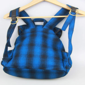 Women Canvas Backpack, Cotton Backpack, Casual Backpack Fashion Accessory Supplier pictures & photos