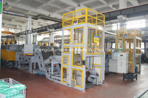 Continuous Mesh Belt Carburizing and Hardening Furnace pictures & photos