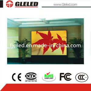 Gleled Fjclled LED Screen for Outdoor/Indoor Use P10 Double Color pictures & photos