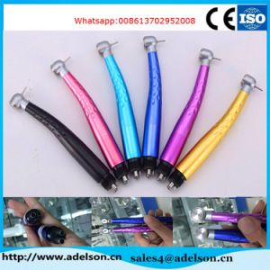 Colorful LED High Speed Dental Handpiece pictures & photos
