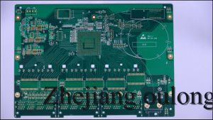 Immersion Gold RoHS PCB with V-Cut (S-004) pictures & photos