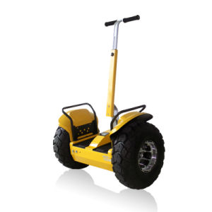 Lithium Battery 72V Motorcycle Wind Rover Electric Chariot V5+ Mobility Scooter pictures & photos