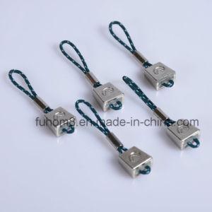 Custom Garment Metal Zipper Puller/Zinc Alloy Zipper Pull pictures & photos