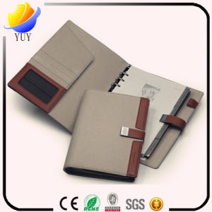 Colorful Executive Business Type Notebook with Card Bag pictures & photos