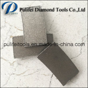 Premium Quality Durable Granite Marble Diamond Cutting Segment pictures & photos