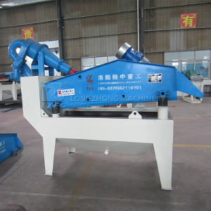 PU Vibrating Screen Machine for Collecting Fine Sand with Cyclones pictures & photos