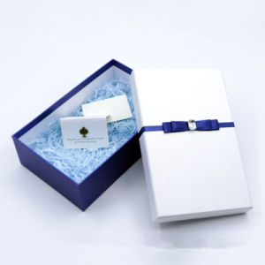 Glossy Lamination Rectangle Paper Printing Packaging Gift Box pictures & photos