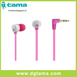 in-Ear Earphone with Microphone Compatible for iPhone and Android pictures & photos