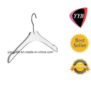Super Quality Acrylic Clothing Hangers for Sale pictures & photos