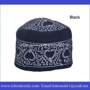 Stock Tarboosh Attoman Hat Oriental Winter Hat Crocheted Cap for Man pictures & photos