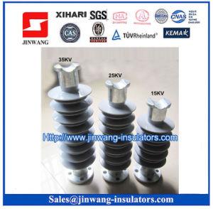 Composite Polymer Pin Insulator 15kv, 25kv, 35kv pictures & photos