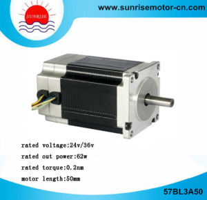 57bl3a50 BLDC Motor/DC Motor Brushless DC Motor pictures & photos