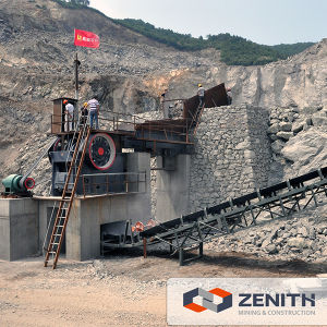 2017 China Wholesale Rock Stone Crusher Line Price pictures & photos