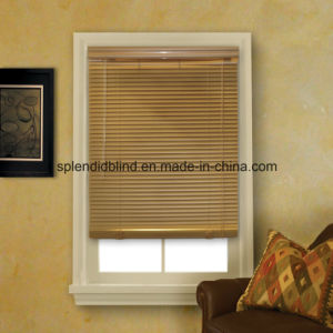 Ladder Tape Windows Blinds Fashion Wooden Windows Blinds pictures & photos