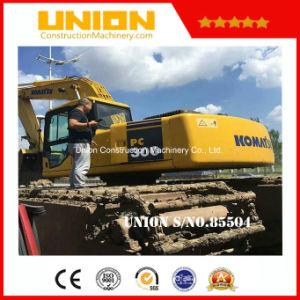 Komatsu Hydraulic Amphibious Excavator with Pontoon pictures & photos