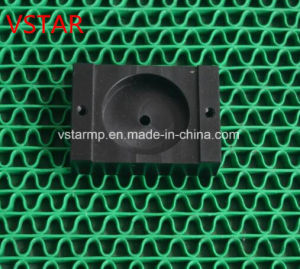 CNC Lathe Machined Part for Machinery Part in Plastic pictures & photos
