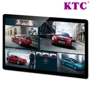 55 Inch Screen-Splitting Display Digital Signage pictures & photos