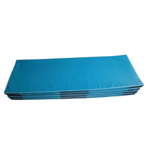 High Grade Anti-Skid Leather and Sponge Gymnastics Exercise Mats pictures & photos