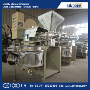 Supply Big Commercial Industrial Oil Expeller, Small Scale Screw Oil Press Machine, Home Use Hydraulic Oil Press Machine and Unrefined Oil Refinery Machines pictures & photos