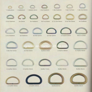 Hardware Accessories of Zinc Alloy Buckle pictures & photos