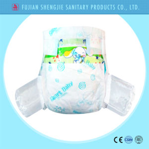Cheapest Price Smart Baby Products Disposable Baby Diapers Manufacturer pictures & photos
