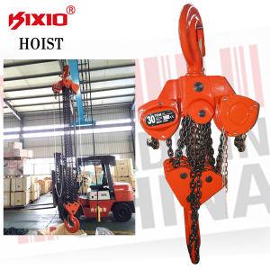 30 Tons Kixio Manual Hand Chain Hoist pictures & photos