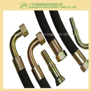 Steel Wire Hydraulic Hose&Hose Fittings pictures & photos
