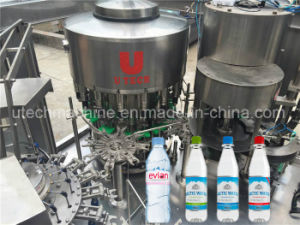 Automatic Drinking Mineral Water Filling Plant/Water Bottling Plant pictures & photos