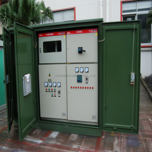 Army Green Color Prefabricated Substation pictures & photos